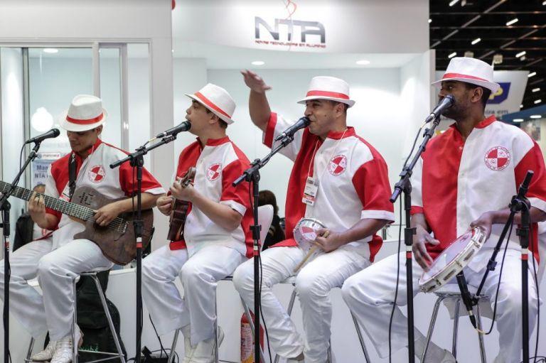 show-de-samba